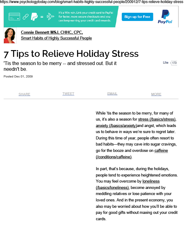 7 Tips to Relieve Holiday Stress  Psychology Today-1