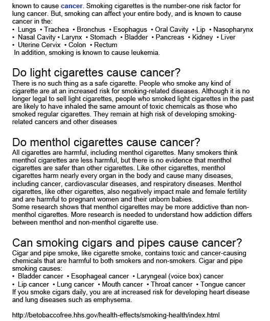 Effects of Smoking on Your Health-3
