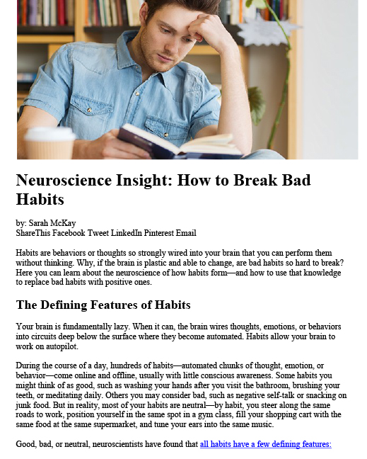 Neuroscience Insight-1
